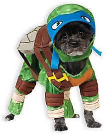 TMNT Leonardo Dog Costume - Teenage Mutant Ninja Turtles