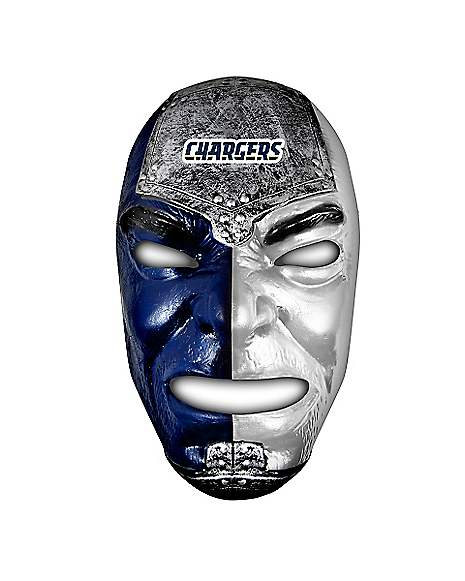 Nfl San Diego Chargers Fan Face Spirithalloween Com