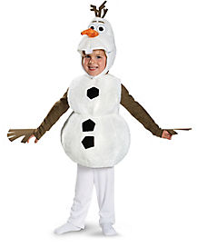 Frozen Olaf Deluxe Toddler Costume