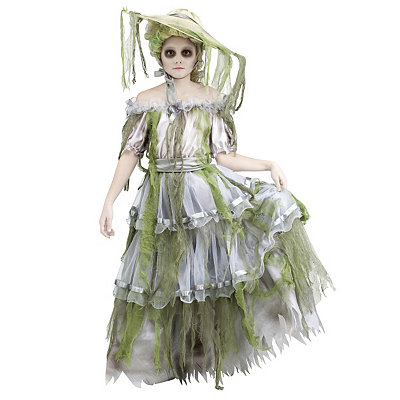 Zombie Southern Belle Girls Costume $59.99 AT vintagedancer.com
