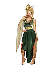 Medusa Highlow Adult Womens Costume