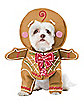 Gingerbread Pet Costume