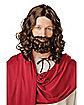 Jesus Adult Wig Beard