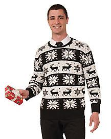 Adult Snow Drift Sweater