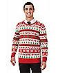 Adult Winter Wonderland Sweater