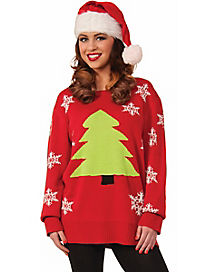 O Christmas Tree Sweater