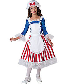 Kids Betsey Ross Costume