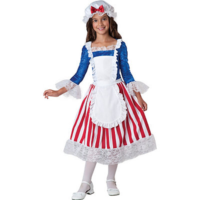 Betsey Ross Child Costume