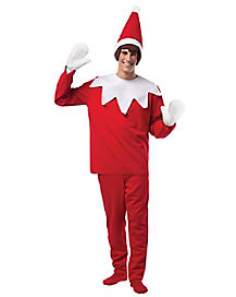 Adult Elf on the Shelf Costume