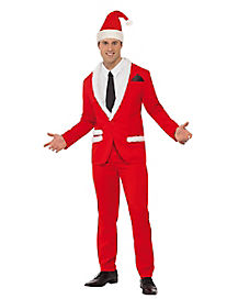 Adult Cool Santa Suit Costume