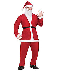 Adult Pub Crawl Santa Costume