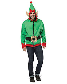 Elf Adult Hoodie