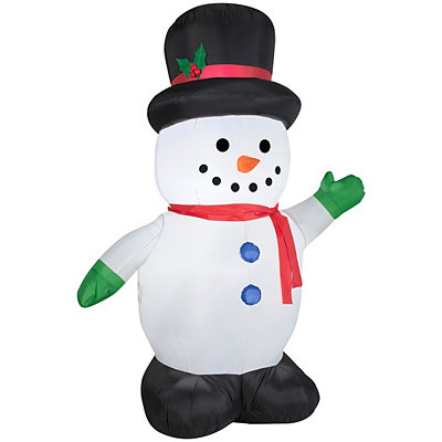 60'' Snowman Inflatable