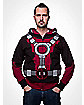 Deadpool Hooded Fleece Sweatshirt