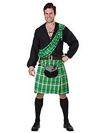Kiltsman Costume