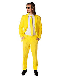 Yellow Fellow Party Suit