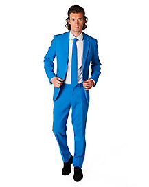 Blue Steel Party Suit
