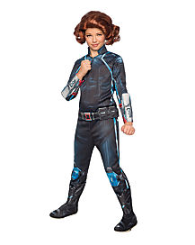 Avengers 2 Deluxe Black Widow Child Costume