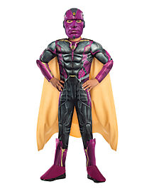 Avengers 2 Deluxe Vision Child Costume