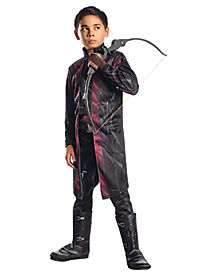 Kids Hawkeye Costume Deluxe- Avengers: Age of Ultron