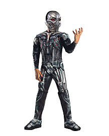 Kids Ultron Costume Deluxe- Avengers: Age of Ultron