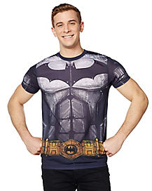 Dark Knight Caped Costume T-Shirt