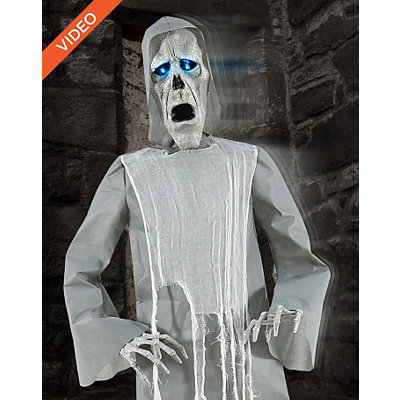72'' Hooded Ghost