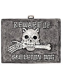 Beware of Dog Sign - Decorations