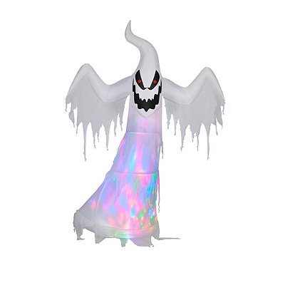 Fire and Ice Ghost Inflatable