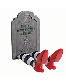Wicked Witch Tombstone