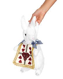 White Rabbit Purse