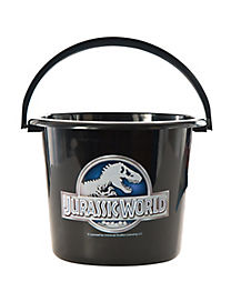 Jurassic Park Movie Pail