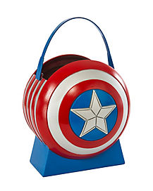 Captain America Shield Pail