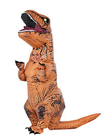 Kids T Rex Inflatable Costume - Jurassic World