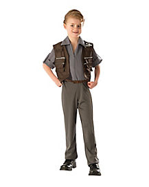 Jurassic World Owen Deluxe Child Costume