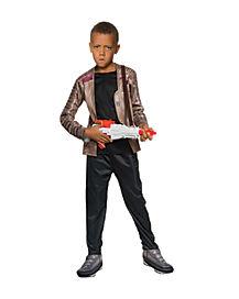 Star Wars Force Awakens Finn Deluxe Boys Costume
