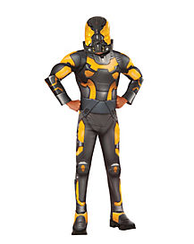 Kids Yellow Jacket Costume Deluxe - Ant-Man
