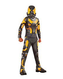 Kids Yellow Jacket Costume - Antman