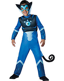 Wild Kratts Deluxe Spider Monkey Child Costume
