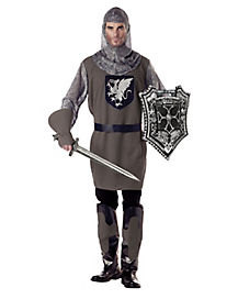 Valiant Knight Mens Costume