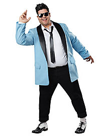 50s Teen Idol Mens Plus Size Costume