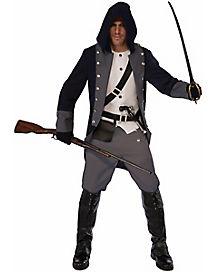 Adult Silent Warrior Costume