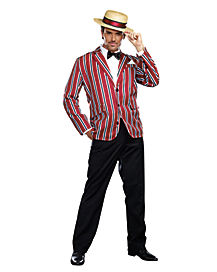Good Time Charlie Adult Mens Costume