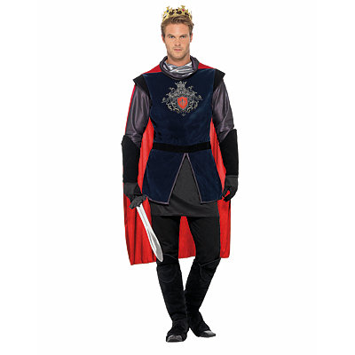 King Arthur Deluxe Adult Mens Costume