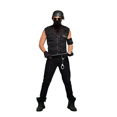 Special Ops Officer Mens Costume