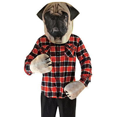 Adult Dog Costume