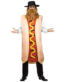 Kosher Hot Dog Adult Costume