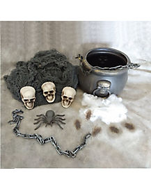 Cauldron Kit - Decorations