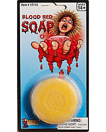 Bloody Bathroom Soap