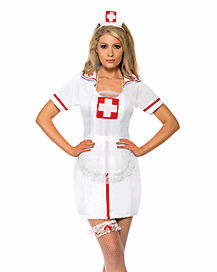 Nurse Costume Kit
